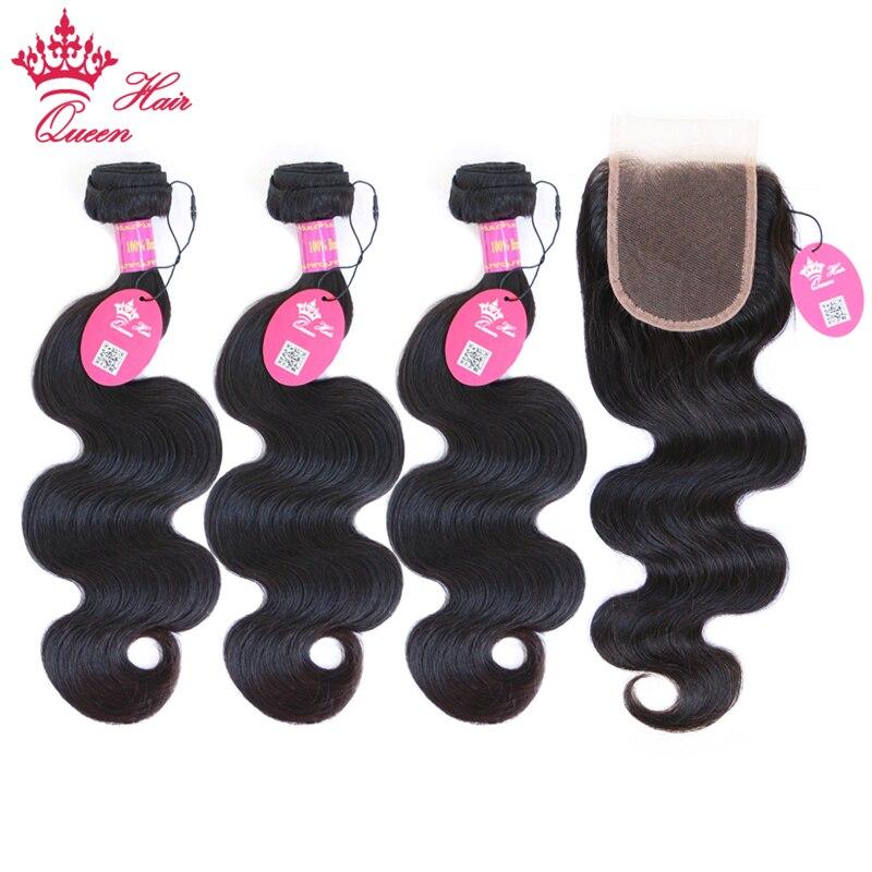 Aliexpress Buy Queen Hair Products Brazilian Virgin Hair Body