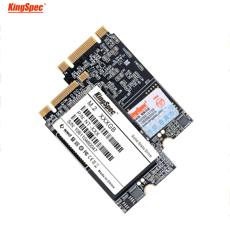 22x42mm <font><b>kingspec</b></font> 60GB <font><b>120GB</b></font> 240GB 480GB M.2 solid state drive NGFF M.2 interface <font><b>SSD</b></font> PCIe MLC for Lenovo Thinkpad HP ASUS laptop image