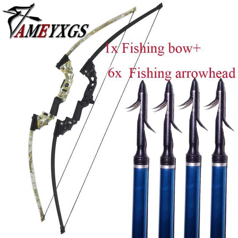 Bow Fishing Arrowhead Archery Arrow Reel Spincast Reel Slingshot Recurve Compound Bow Shooting Arrow Hunting Bowfishing Set fish slingshot with the fishing wheel and laser flashlight stainless steel aluminium alloy archery shooting hunting equipment