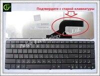 Russian RU Keyboard For Asus A54L N53J N53SM N53JG X52JU X52JV X52SG X55VD X55CC G72GX G73JH