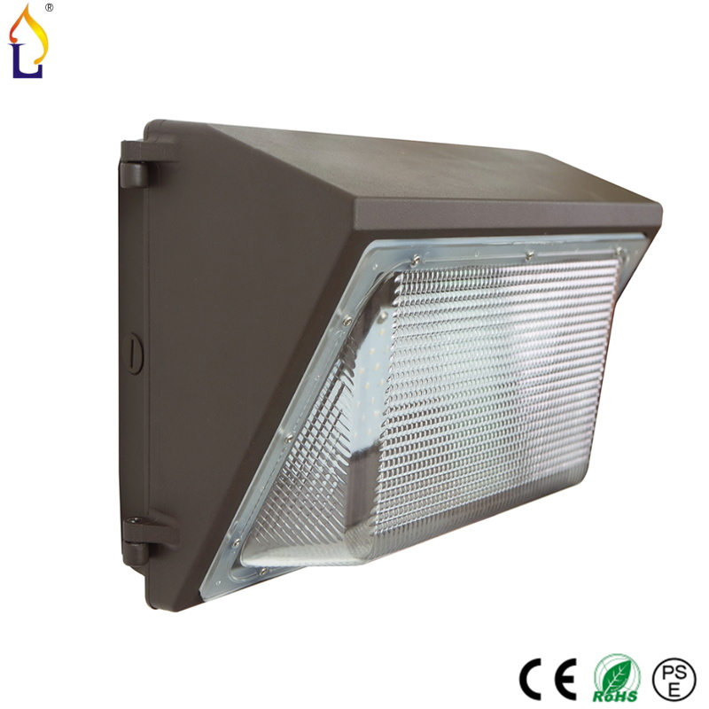 10pcs/lot 60W Outdoor Led Wall Pack Lighting 130LM/W Super Bright Led Wall Lamp Mounted Lights Replace HID Lamp AC85-265V IP65