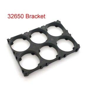 Image 1 - 32650 2*3 แบตเตอรี่ผู้ถือ Bracket โทรศัพท์มือถือความปลอดภัย Anti Vibration พลาสติกวงเล็บสำหรับ 32650 แบตเตอรี่