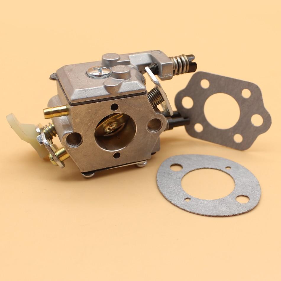 CARBURETOR GASKET SET For HUSQVARNA 55 51 50 CHAINSAW 503281504 WALBRO CARBURETTOR WT-170-1, WT-170 5 set carburetor carb repair gasket kit for husqvarna 50 51 55 chainsaw parts