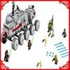 LEPIN 05031 Star Wars Clone Turbo Tank Building Block 933Pcs Educational Construction Assemble Toys For Children
