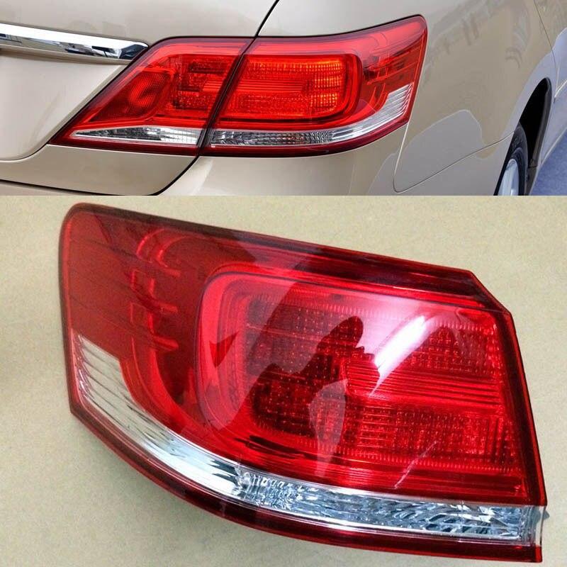 Ownsun задний багажник галогенные задние фонари Замена Отражатели бампера для Toyota Camry 2009-2011