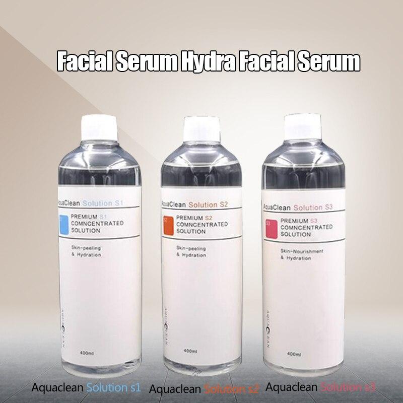 2019 NEWEST !! Aqua Peel Concentrated Solution 400ml Per Bottle Aqua Facial Serum Hydra Facial Serum For Normal Skin Aqua Clean