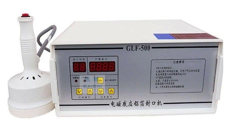 GLF-500 electromagnetic induction aluminum foil sealing machine/ induction sealer machineGLF-500 electromagnetic induction aluminum foil sealing machine/ induction sealer machine