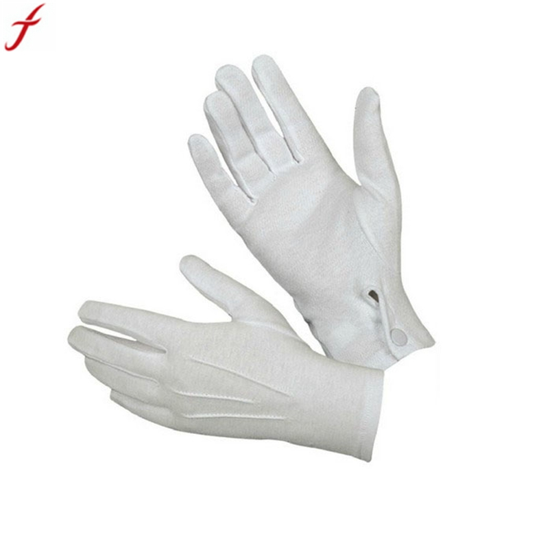 2015 HOT ON Sale gloves women Men White Formal Gloves Tuxedo Honor Guard Parade Santa Male  Unisex  Inspection Guanti uomo Y10 Блузка