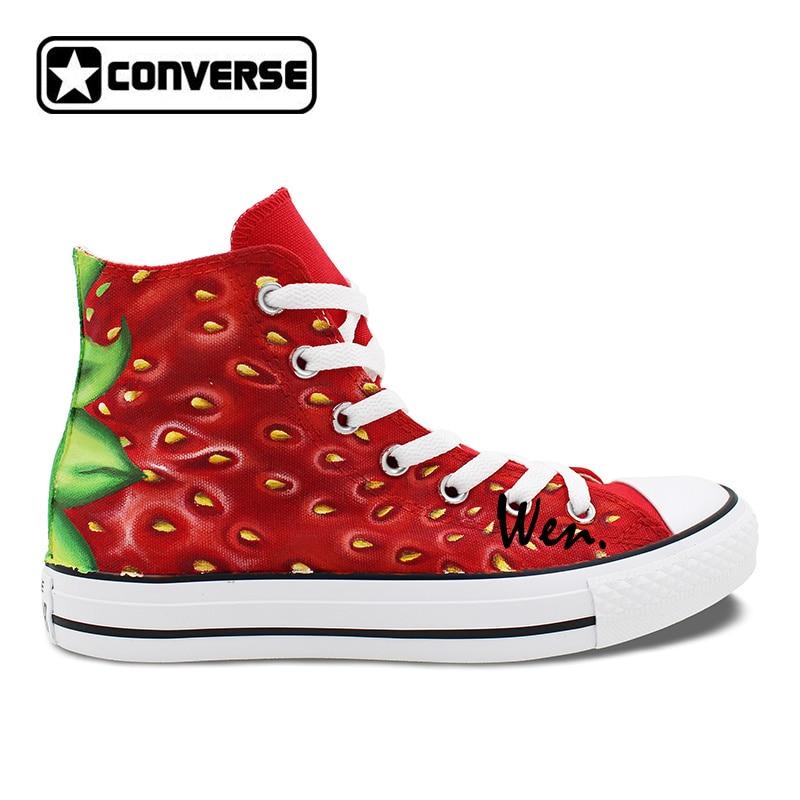 converse fraise