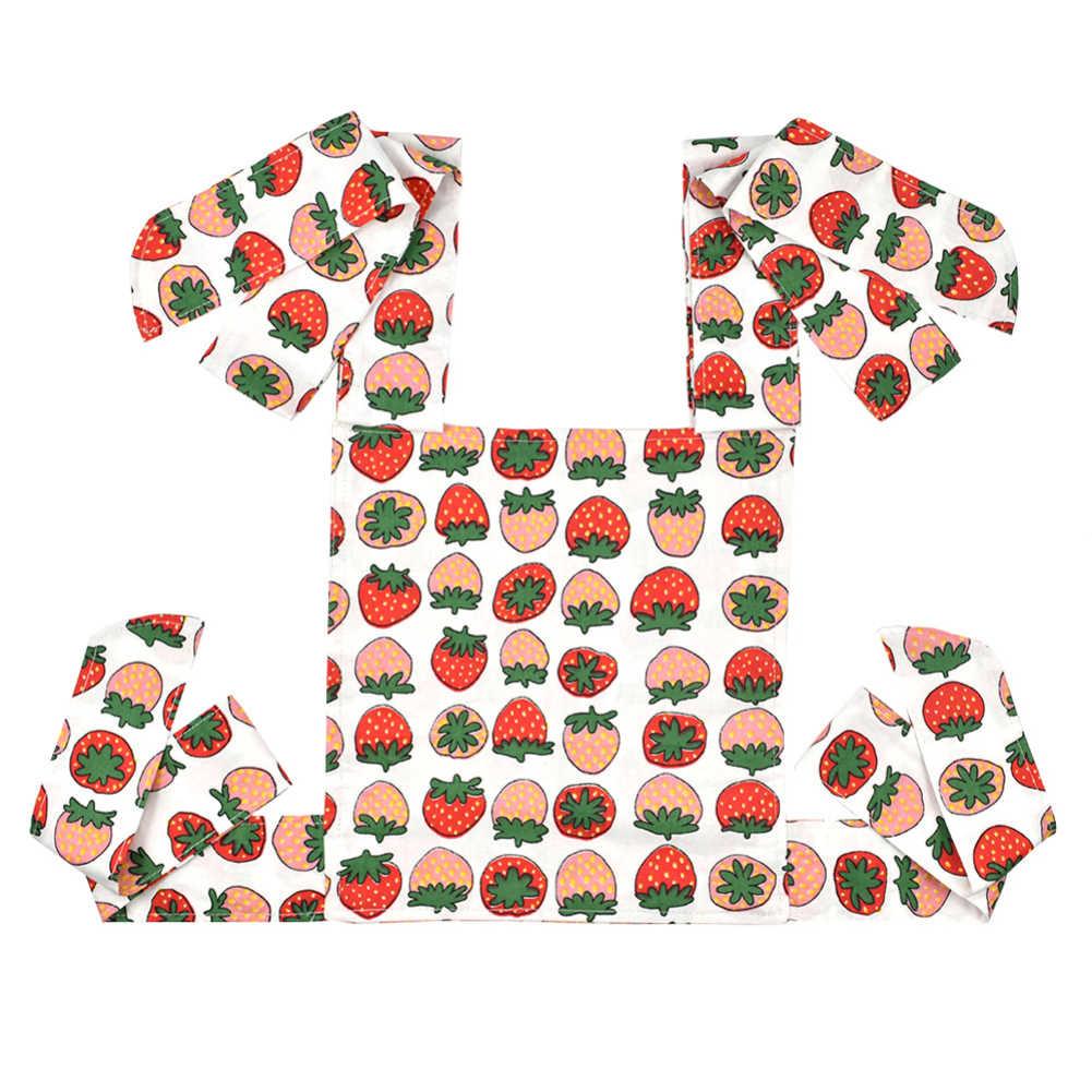 Drop Shipping 6 colores muñeca de los niños correa de algodón de juguete de hombro sling