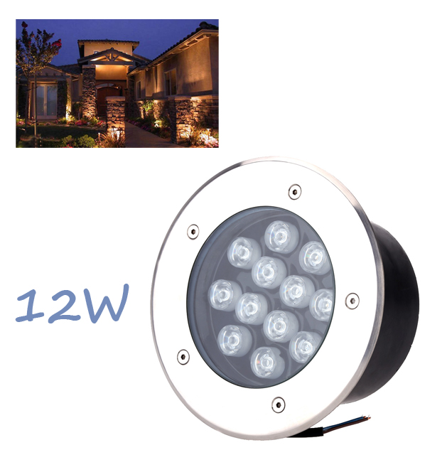 Led Underground Lamps Clever Ip67 Solar Led Lamp Underground Lamp Light Control Outdoor Ground Garden Path Floor Yard Spot Landscape Buried Light