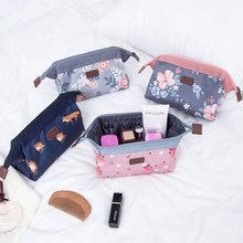 Bird Cosmetic Storage Bag Large-Capacity Waterproof Wash In The Package Travel Small Multifunctional Box