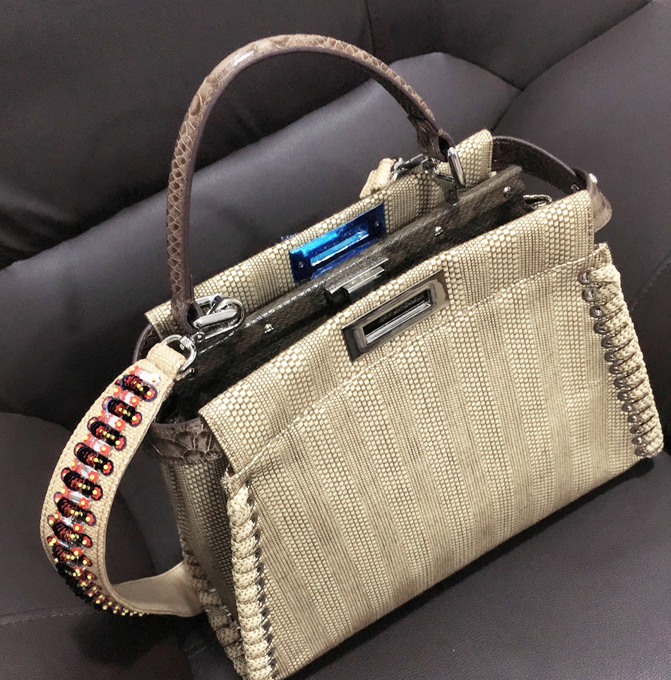 Beach Straw Bags Women Liques Bag Snakeskin Handbags Summer 2017 Vintage Python Pattern Crossbody In From Luggage On