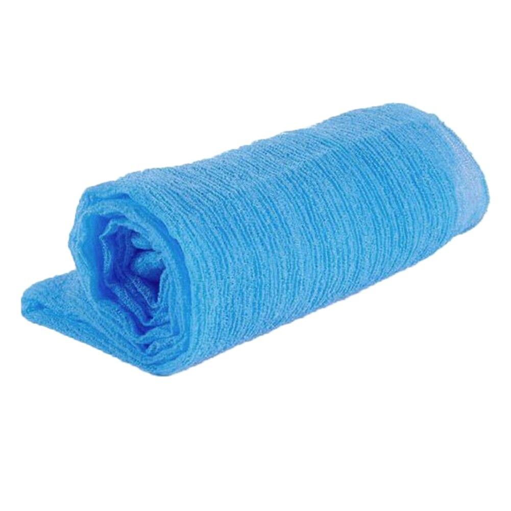New Nylon Wash Cloth Towel Japanese Exfoliating Beauty Skin Bath Body Shower