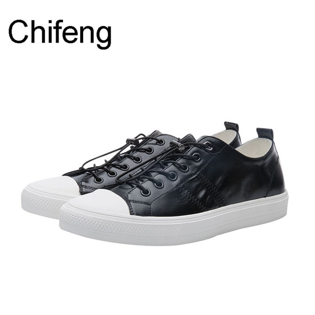 2017 new Spring Autumn  casual shoes sandals Pure color  mans leather designer for men male