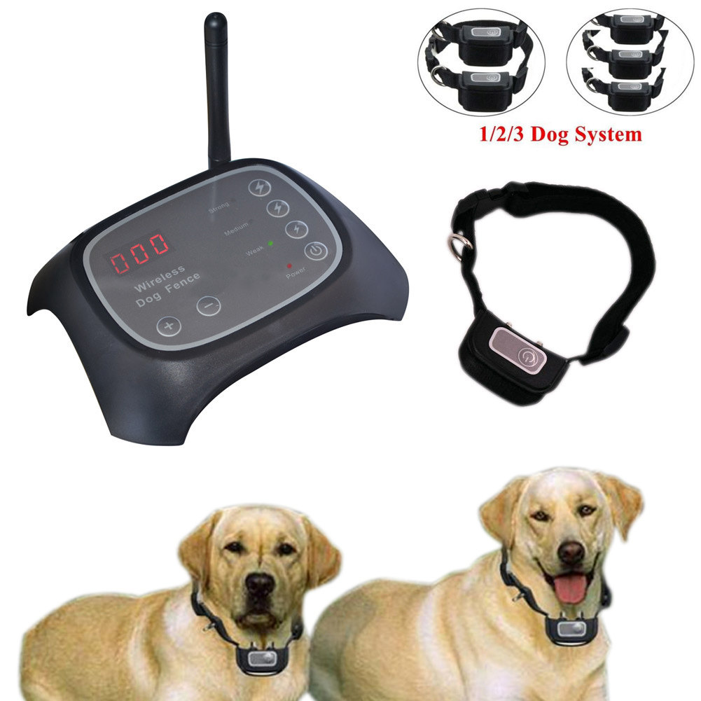 Online Shop Kphrtek Kd 661c Waterproof Rechargeable Wireless In Ground Dog Fence Wire Layout On Electric Diagram Newly Pets Collar Containment Transmitter Training System 99