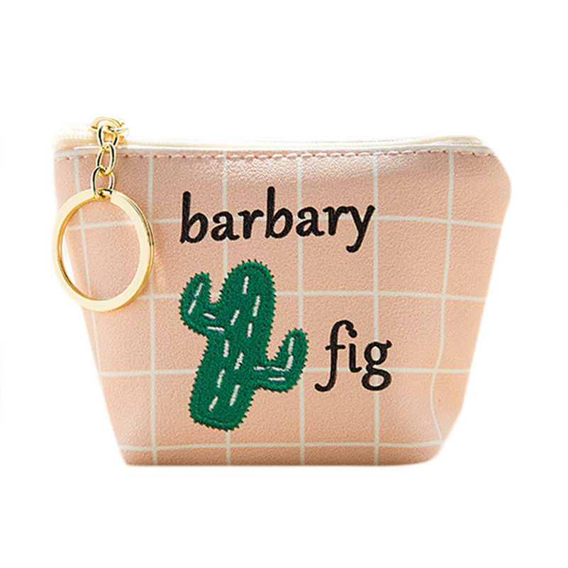 2017 Women Coin Purse Leather wallet New Small Cute Fashion Snacks Coin Purse Wallet  For teenage Girls Bag Change Pouch Key bag 2017 new fashion design women cute pu leather change purse wallet bag girls coin card money pouch portable purse small bag jan12
