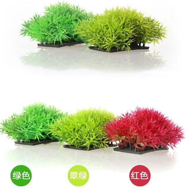 1pcs decorative green fake floral artificial plants plastic flowers Artificial Plants for Office Decor