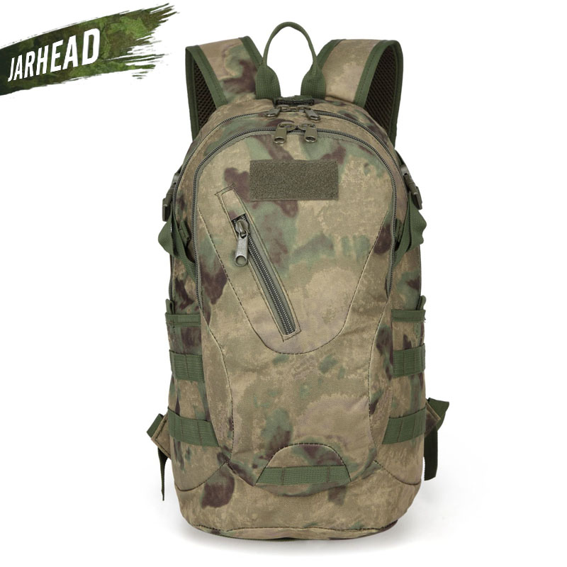 2018 New 900D Military Tactical Backpack Camping Hiking Camouflage Bag Hunting Climbing Rucksack Utility Travel Outdoor Bag