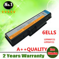 Wholesale New 6cells laptop battery  FOR Lenovo B450 B450A B450L Series  L09M6Y21  L09S6Y21  free shipping