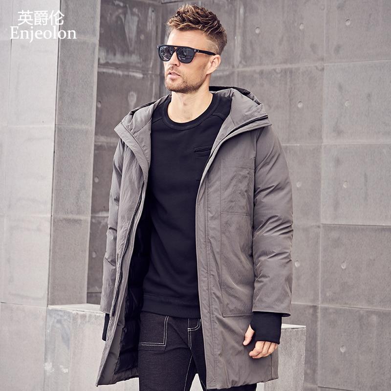 Spring 2019 New Men s Jeans Leisure Large pocket Zipper Designer Black Jeans Mens Casual Men