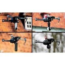 HOBBYINRC 3D Printed Camera Mount Holder Frame Fixed Bracket for DJI Mavic Pro Camera FPV Drone Accessories Parts Black