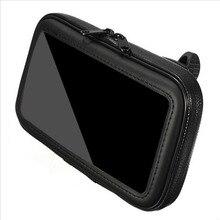 Motorcycle Bike Mobile Phone GPS Navigation Case Holder Rack Bracket  Universal Portable Waterproof Outdoor Vehicles