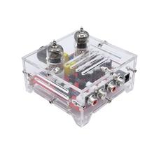 AIYIMA Hifi Koorts 6J1 Tube Voorversterker Versterker Board Dual Channel Klasse EEN Volumeregeling Aanpassing Tone Voorversterker Board
