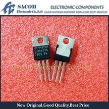送料無料 10 個 LM340T 5.0 LM340T5 LM340AT 5.0 LM340AT5.0 に 220 5 v 3 端子正レギュレータ