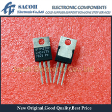 จัดส่งฟรี 10Pcs LM340T 5.0 LM340T5 LM340AT 5.0 LM340AT5.0 TO 220 5V 3 Positive Regulators