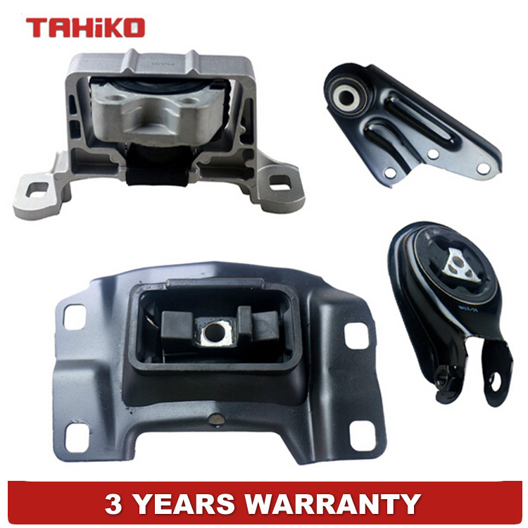 2.3L Engine Motor /& Automatic Trans Mount Set for 2004-2009 Mazda 3 2.0L