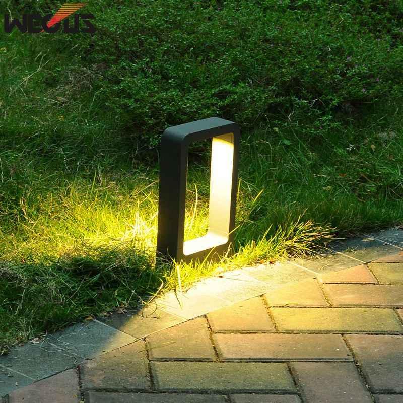 독립적 인 연구 및 개발 금형 생산, 현대 하이 엔드 잔디 램프, 정원 조명, 야외 방수 조명. H30CM