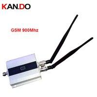 듀얼 출력 내장 전원 분배기 55dbi lcd 디스플레이 손가락 안테나 gsm 900 mhz 부스터 및 gsm 리피터 gsm sm 부스터