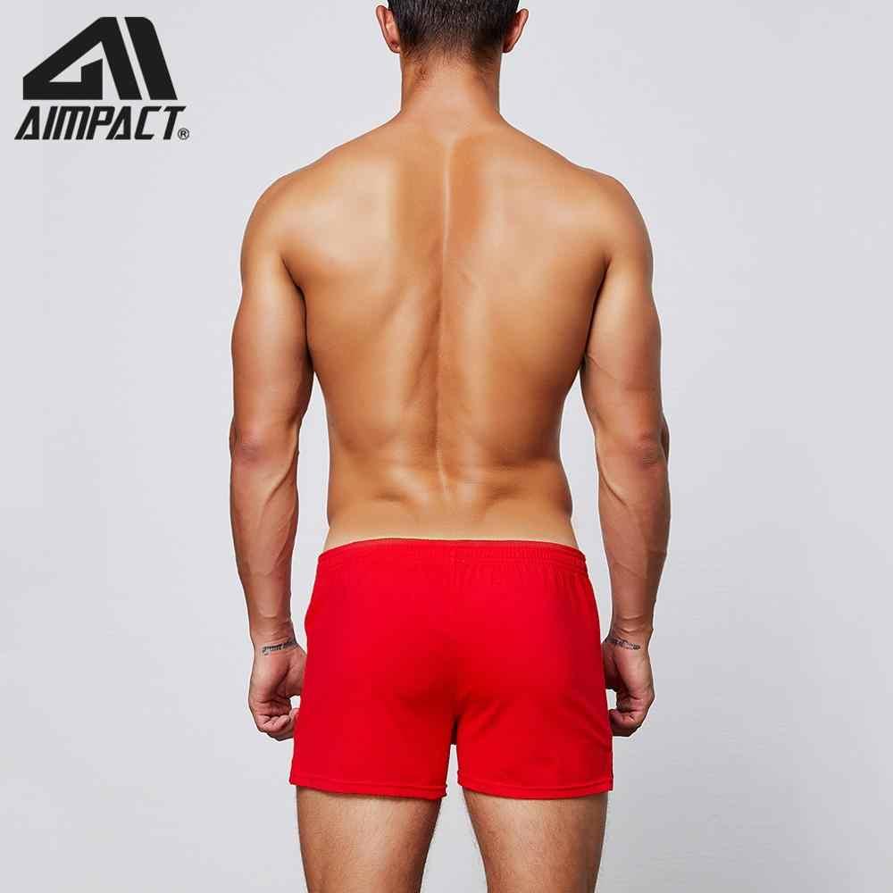 Pantalones cortos de algodón vilebecin para hombre, ropa de casa, bañadores para hombre, entrenamiento de Fitness, pantalones cortos de entrenamiento para gimnasio, pantalones cortos de ocio 2611