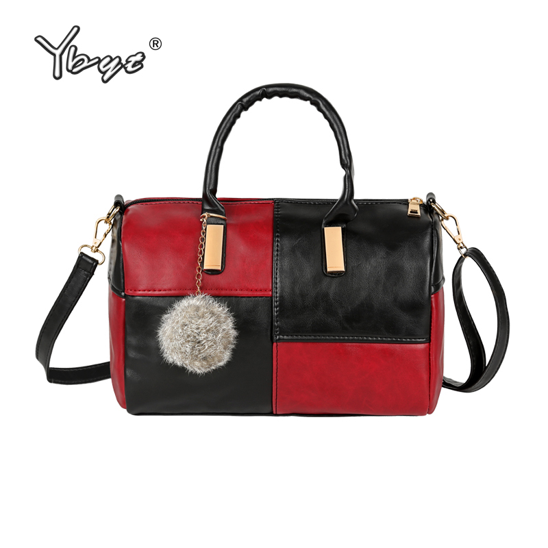 YBYT brand 2018 new women small totes fashion casual Boston bag ladies travel handbags female shoulder messenger crossbody bags ybyt brand 2018 new fashion casual handbags women flap luxury pu leather clutches ladies small shoulder messenger crossbody bags