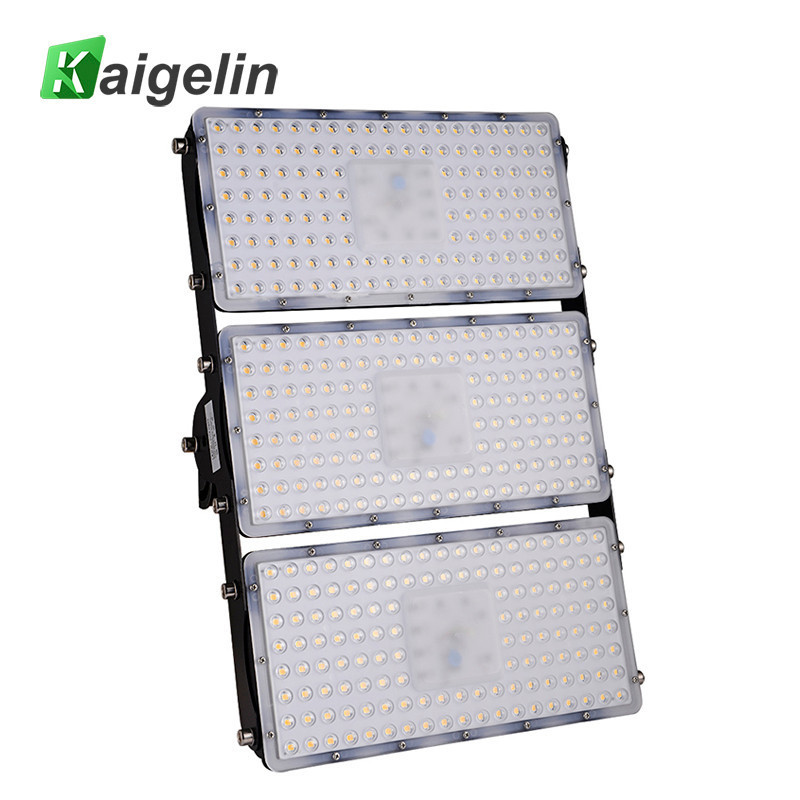 Kaigelin 300W LED Flood Light 27000LM Waterproof LED Projector Spotlight Garden Wall Lamp Floodlight Outdoor Lighting 220-240V 2017 ultrathin led flood light 70w cool white ac110 220v waterproof ip65 floodlight spotlight outdoor lighting free shipping