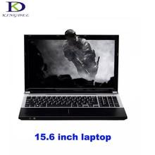 Pentium N3520 15 6 Laptop computer with Quad Core CPU Bluetooth 4GB RAM 1TB HDD DVD