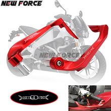 Universal 7/8 22mm Motorcycle Handlebar Brake Clutch Levers Protector Guard For Buell XB9 all models XB9SX 2003-2009 universal 7 8 22mm motorcycle handlebar brake clutch levers protector guard for aprilia rsv mille r falco sl1000 2002 2003 2004