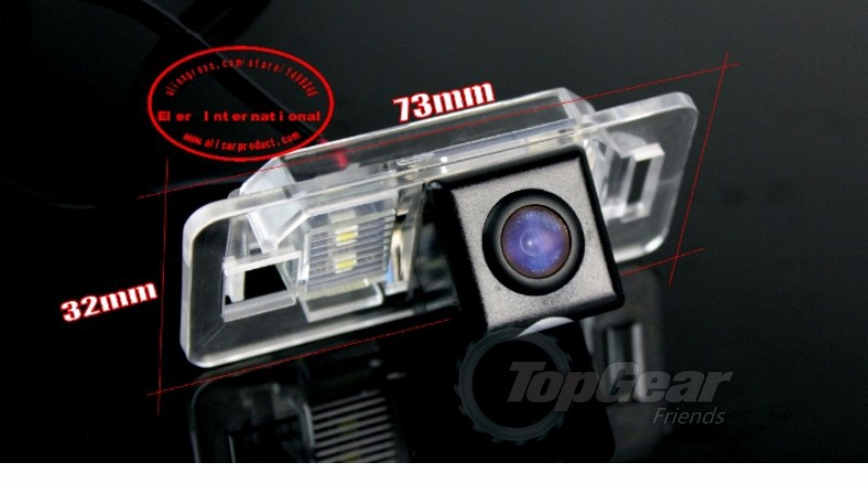 Car Camera For BMW X3 E83 2003~2010 High Quality Rear View Back Up Camera For Top Gear Friends to Use  CCD With RCA Size