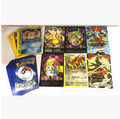 408PCS Pokemon ex cards 2016 mega Cards box party Playing Games Toy Ex Pokeball Cards pokemon go children collection Toy Gifts