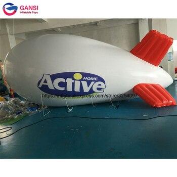 цена на Fireworks Advertising Inflatable Helium Blimp Air Flying Helium Balloon For Sale