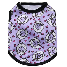 Summer Pet T-shirt Soft Puppy Dogs Clothes Chihuahua Pomeranian Yorkshire for Dog Cute Vest Shirt XS-L