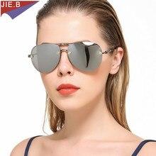 Fashion Classic  Oversized Pilot Sunglasses Women 2017 New Brand Design Sun Glasses For Men  Glasses