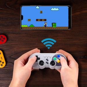 Image 5 - Wireless ControllerสำหรับNintendo Switch ProเกมบลูทูธGamepadจอยสติ๊กใช้ร่วมกับNintendo Switch Windows PC Androidโทรศัพท์