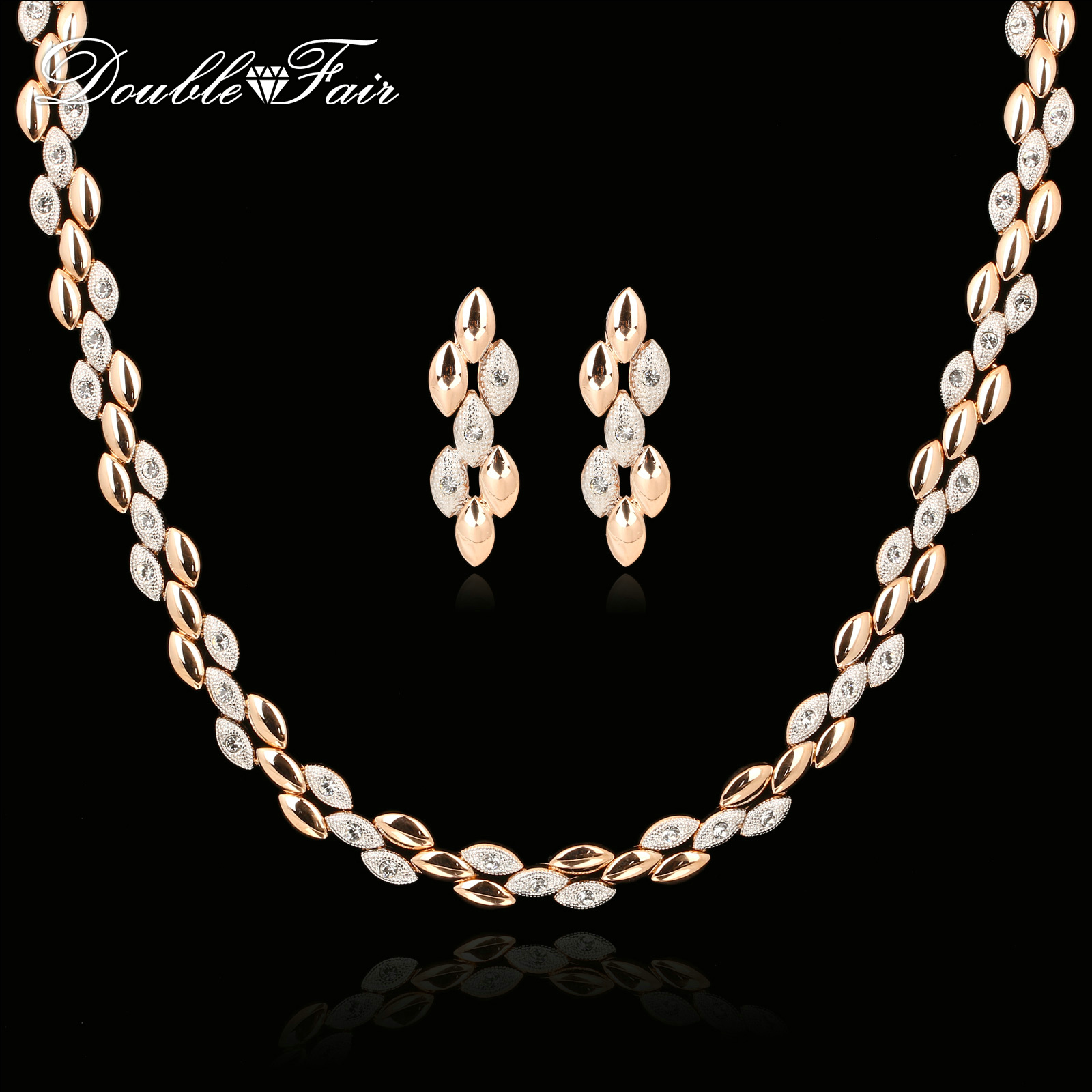 line Get Cheap Golden Necklace Set Aliexpress