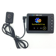 Police camera with recording function and 2.7 inch LCD screen, portable DVR camera