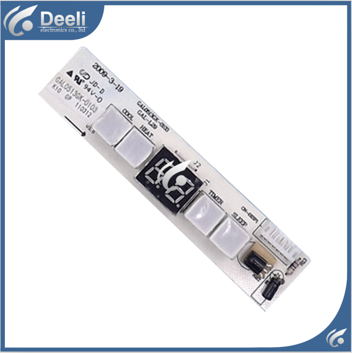 95% new good working for air conditioning motherboard Computer board GAL0411GK-12APH1 display panel GAL-L29 on sale 95% new good working for haier air conditioning computer board motherboard 0011800294 on sale