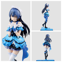 25cm Love Live Umi Sonoda Birthday Project Action Figure Toys Collection Christmas Gift Pvc Model Collection Japanese Anime