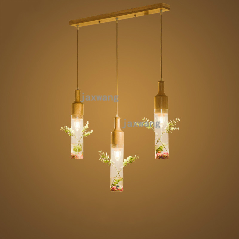 Nordic Led Pendant Lights Loft Dining Room Glass Pendant Lamp Vintage Lighting for Homes Living Room Study Kitchen Hanging Lamps|Pendant Lights|   - title=