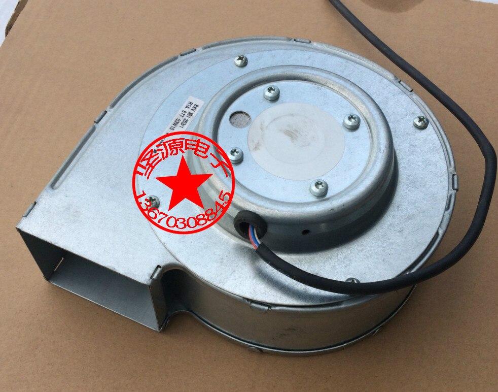 ebmpapst RG133-46/24-200 DC 24V 40W 180x170x78mm 4-Wire Server Blower Fan цена